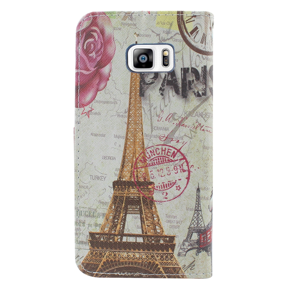 For Samsung S6 Edge Plus Wallet Case